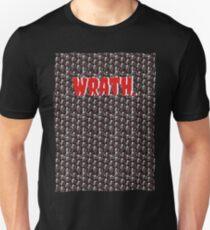wrath. Unisex T-Shirt