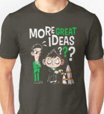 Masterplans Unisex T-Shirt