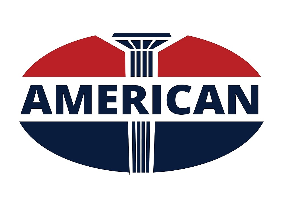 American Motor Sign by BeardWizard