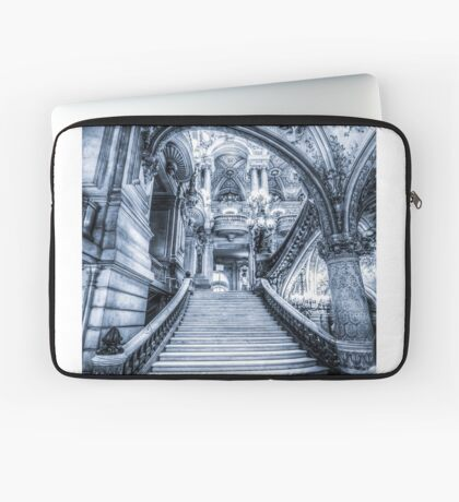 Opera House, Paris 2 Laptop Sleeve