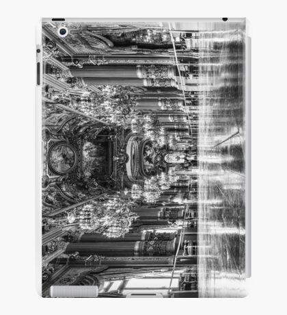 Opera House, Paris 7 iPad Case/Skin