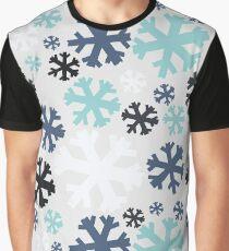 Snow blizzard! Graphic T-Shirt