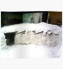 IGLOO SNOW HOUSE  Poster