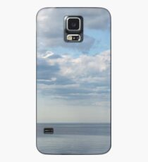 Funda/vinilo para Samsung Galaxy Blue Breeze