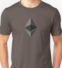 Ethereum Gray Diamond | Spread the Ether - ETH love T-Shirt