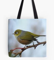 Oh.. Happy Days Are Here Again - Silver-Eye - NZ Tote Bag