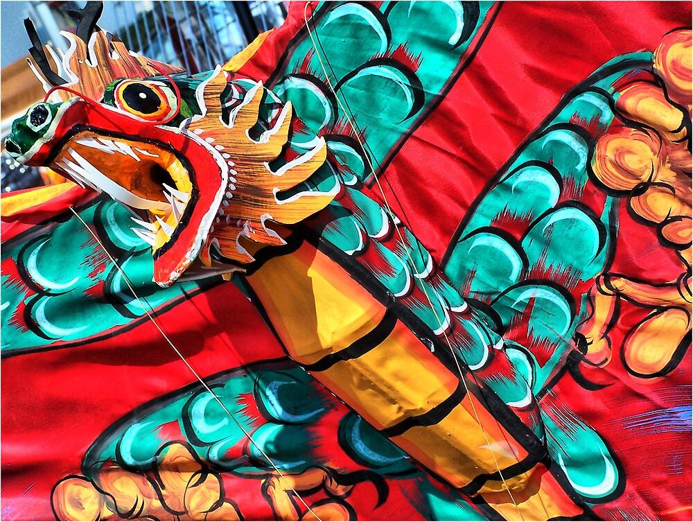 Dragon by Vampire