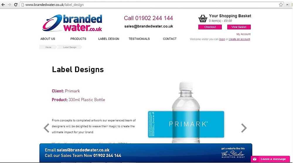 Obtain More Brand Exposure with Promotional Branded Water by tjbguwqyox16