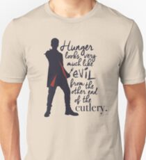 Doctor Who-Hunger Unisex T-Shirt