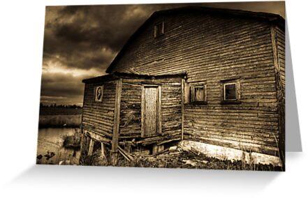 Abandon by Kevin  Kroeker
