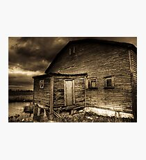 Abandon Photographic Print