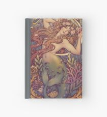 Andersen's Little Mermaid Hardcover Journal