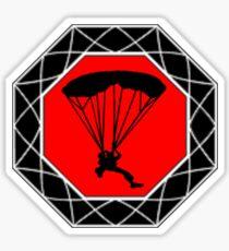Falling Sky Sticker