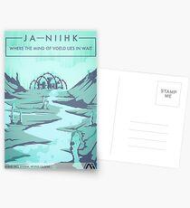 Lebensraum 6 - Voeld Postkarten