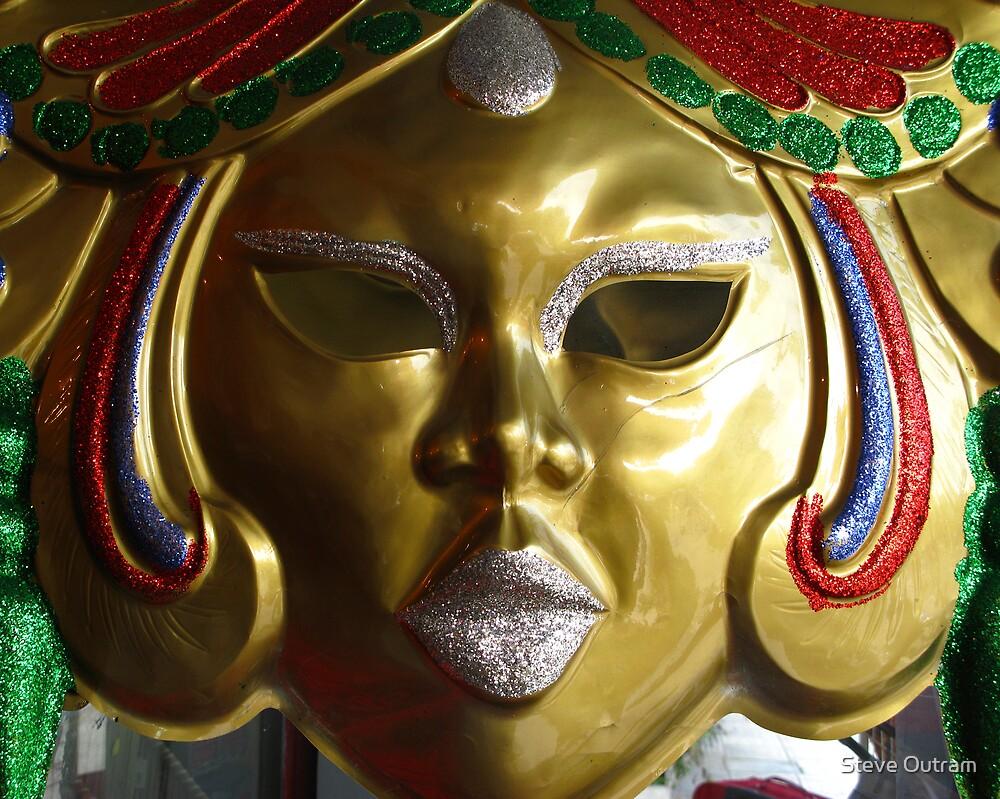 Carnival Mask by Steve Outram