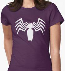 Venom Symbiote T-Shirt Womens Fitted T-Shirt
