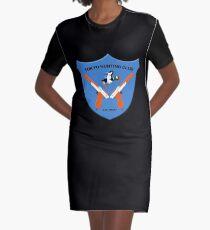 Tokyo Hunting Club Est. 1984 Graphic T-Shirt Dress