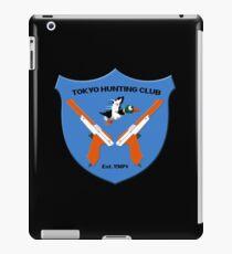 Tokyo Hunting Club Est. 1984 iPad Case/Skin