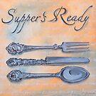 Genesis Fanart Supper's Ready from Foxtrott by Frank Grabowski von Frank Grabowski