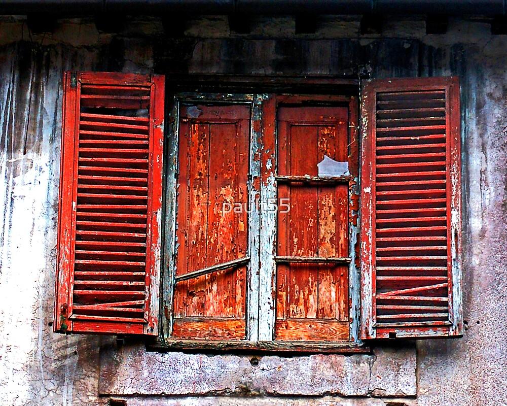 Roman blinds by pault55