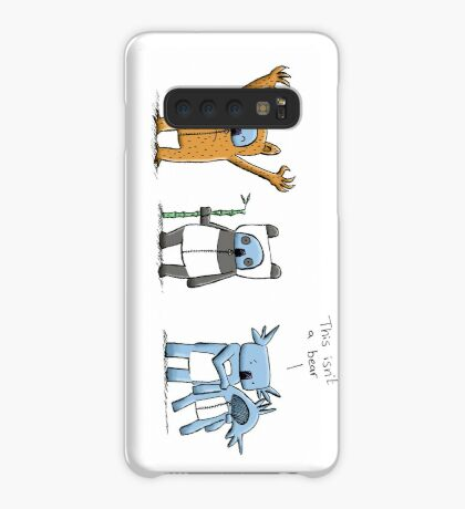 Koala Is Not A Bear Case/Skin for Samsung Galaxy