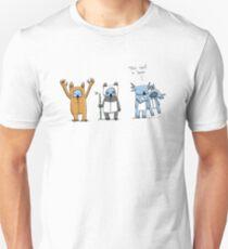 Koala Is Not A Bear Slim Fit T-Shirt