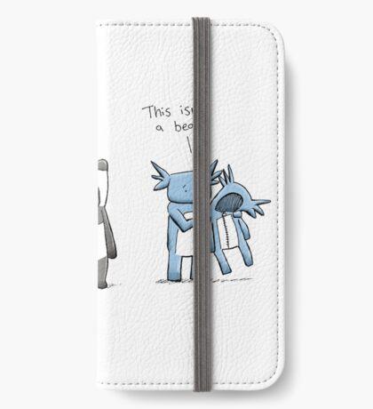 Koala Is Not A Bear iPhone Wallet