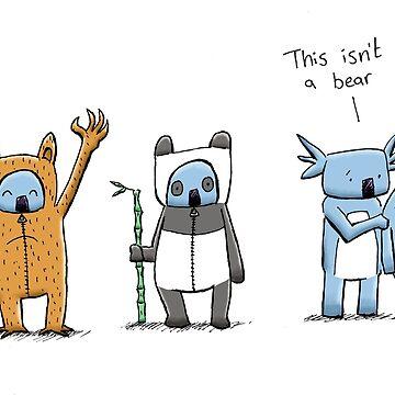 Koala Is Not A Bear by eddcross