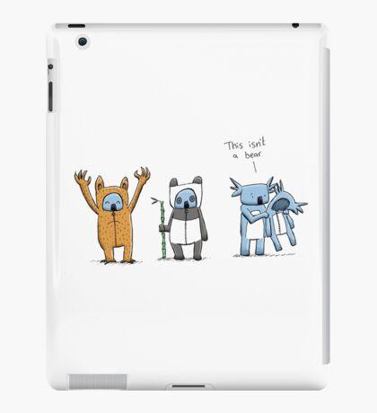 Koala Is Not A Bear iPad Case/Skin