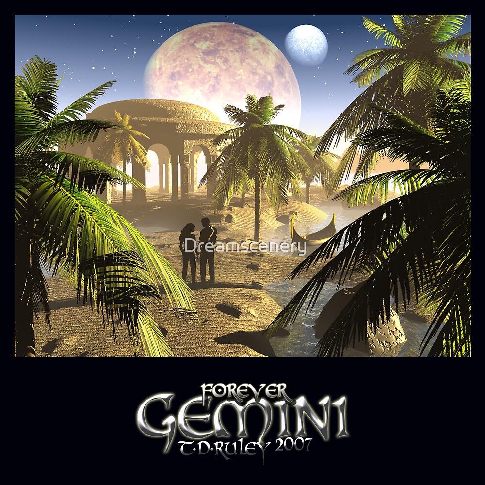 Gemini Nights by Dreamscenery