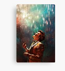 Doctor who · Eleventh doctor Canvas Print