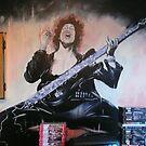 phil lynott wall mural 2003 by imajica