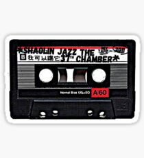 The 37th Chamber Mixtape Sticker