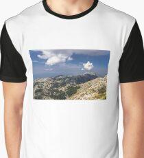 Biokovo, Sveti Jure 1762 Graphic T-Shirt