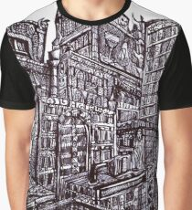 Grim City Graphic T-Shirt