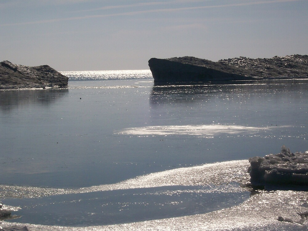 Bay of ice by Terry1966