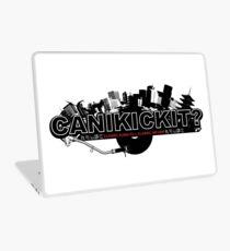 CAN I KICK IT? - City Laptop Skin