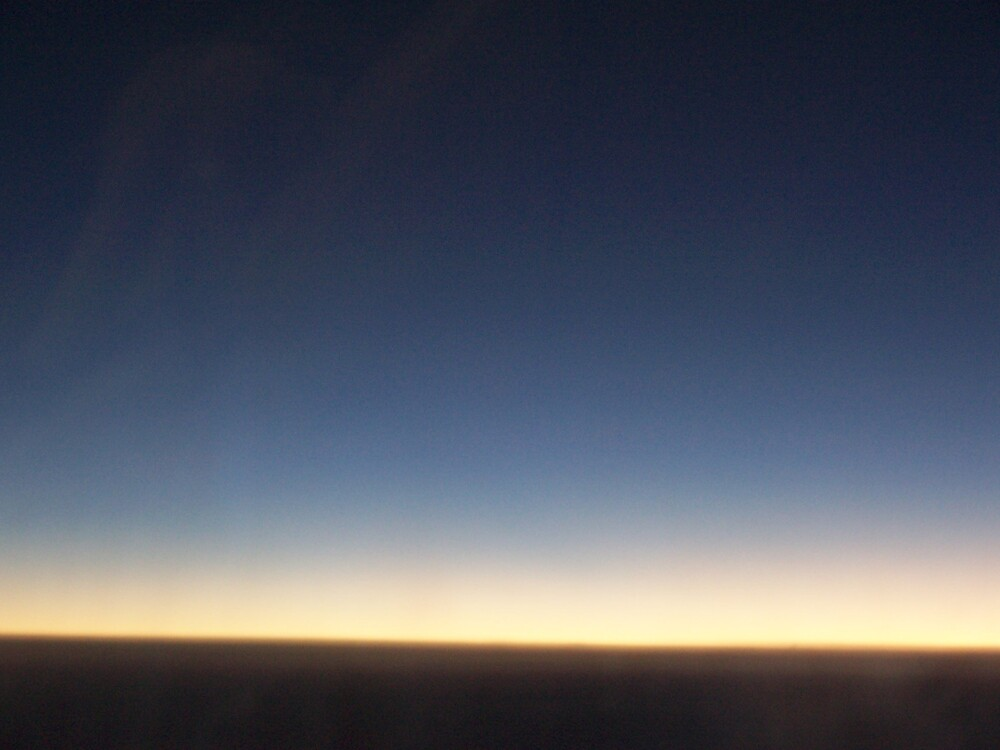Sunsets over the Horizon by irisopiate