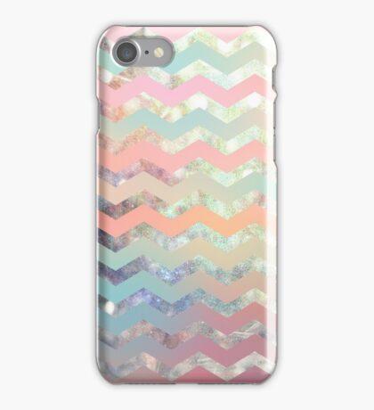 New World Pastel Chevron iPhone Case/Skin