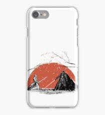 Sakura Showdown iPhone Case/Skin