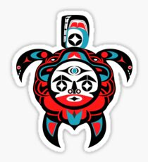 Tribal Navigation Sticker