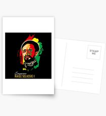 Rastafari Postkarten