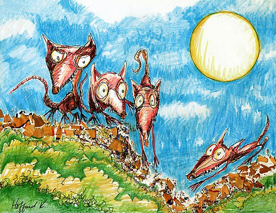Rat Moon by Hoffard