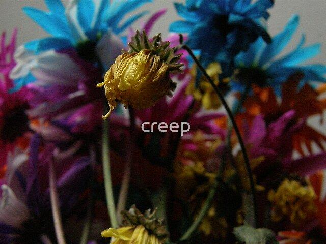 Dead by creep