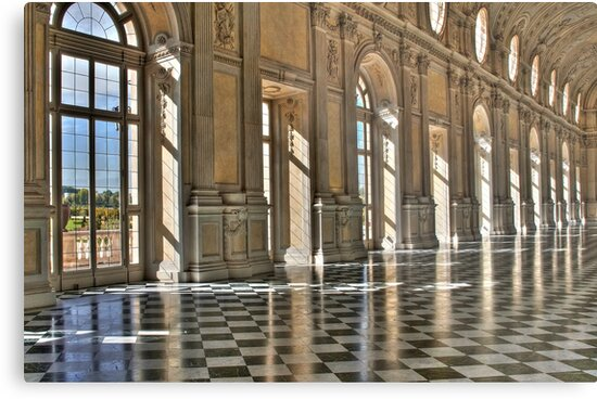"""The Great Gallery or """"Gallery of Diana"""" by paolo1955"""