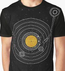 Cosmic Symphony Graphic T-Shirt