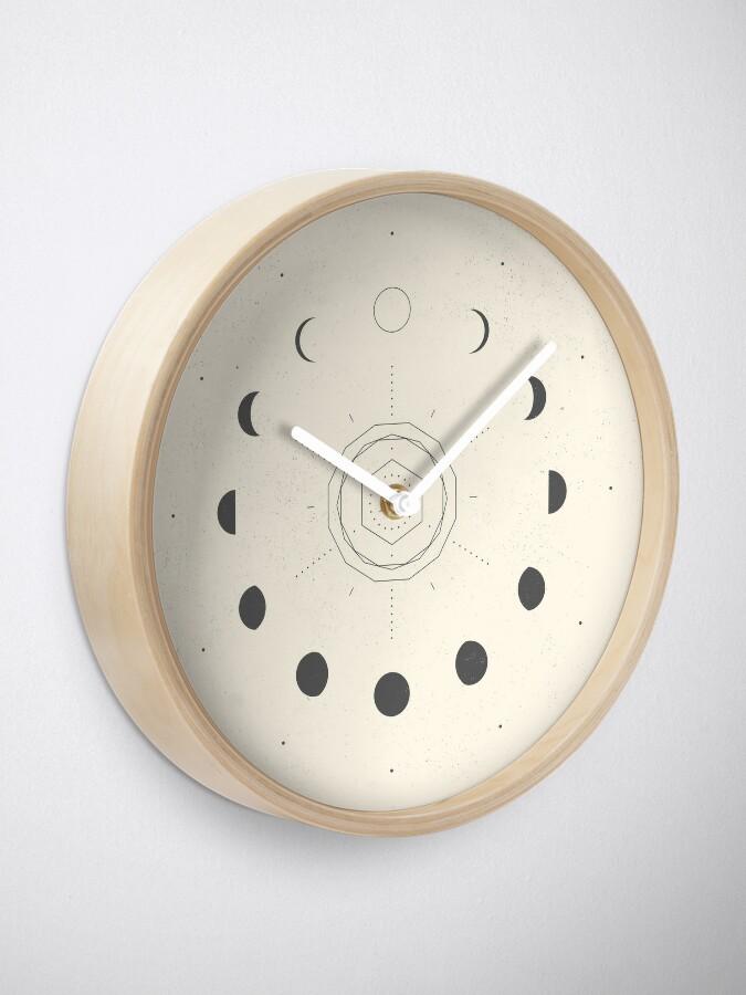 Vista alternativa de Reloj Luna Fases Luz