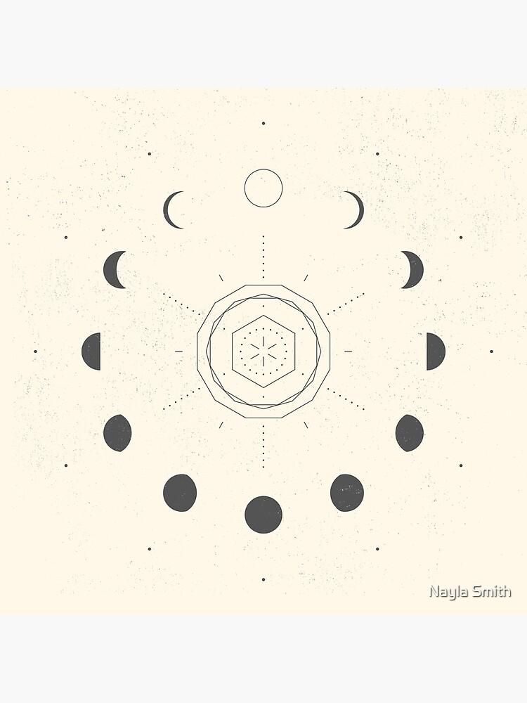 Luna Fases Luz de NaylaSmith
