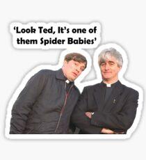 Spider Baby Sticker