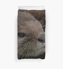 Otter Duvet Cover